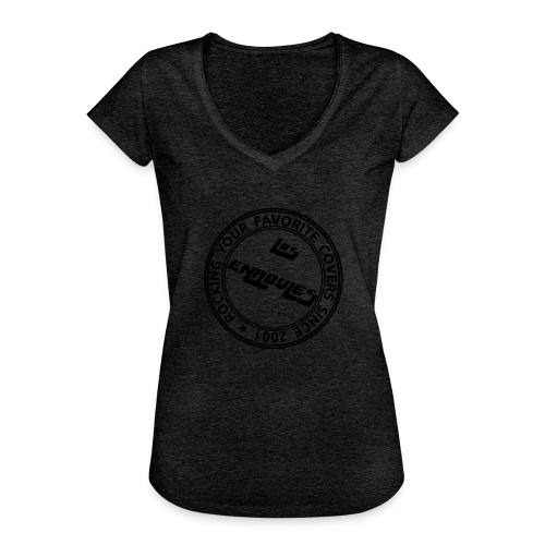 Badge - T-shirt vintage Femme
