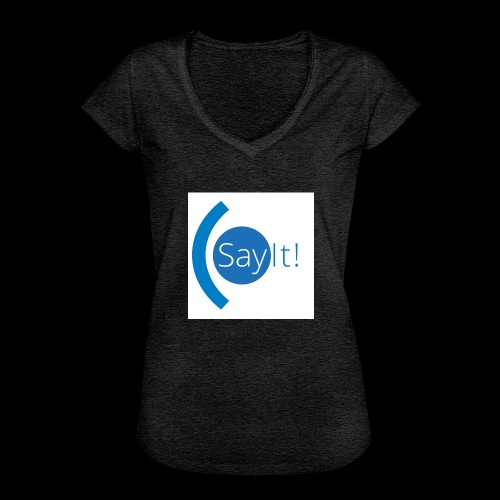 Sayit! - Women's Vintage T-Shirt