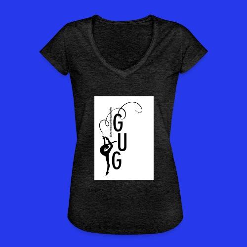 GUG logo - Frauen Vintage T-Shirt