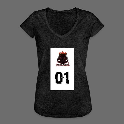 Boar blood 01 - Koszulka damska vintage