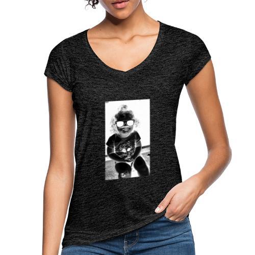 D3 - Women's Vintage T-Shirt
