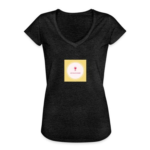 mehr brauch ich nicht - Frauen Vintage T-Shirt