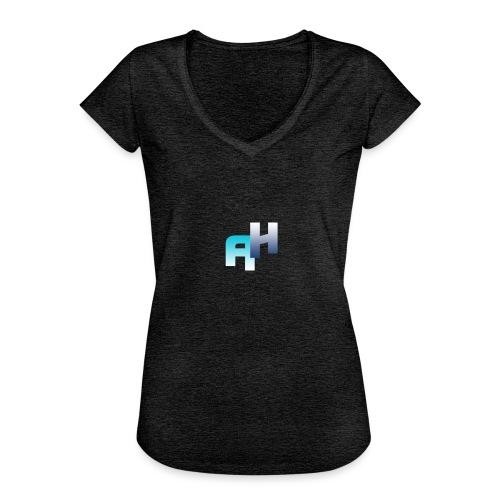 Logo-1 - Maglietta vintage donna