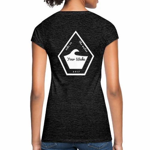 Your Wake Logo - Frauen Vintage T-Shirt