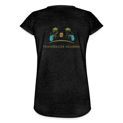 TBA mit Logo - Frauen Vintage T-Shirt