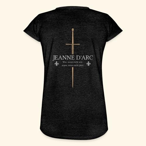 Jeanne d arc - Frauen Vintage T-Shirt
