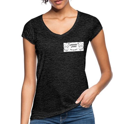 Nosework france - T-shirt vintage Femme