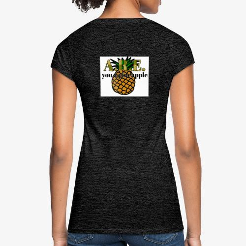 Are you a pineapple - Women's Vintage T-Shirt