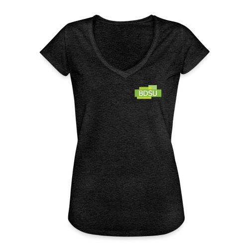 BDSU X TrainerAkademie - Frauen Vintage T-Shirt
