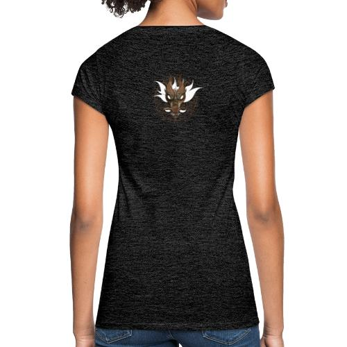 DRACHE1 - Frauen Vintage T-Shirt