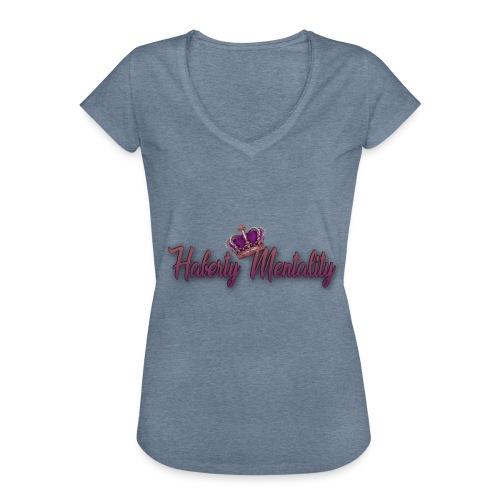 Haberty Mentality - T-shirt vintage Femme