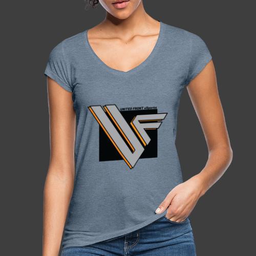 United Front - Naisten vintage t-paita