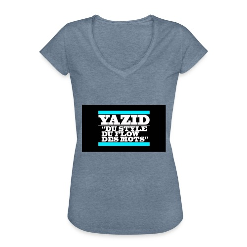 jdfcrea serie 1 - T-shirt vintage Femme