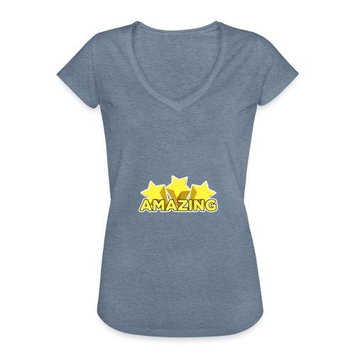 Amazing - Women's Vintage T-Shirt