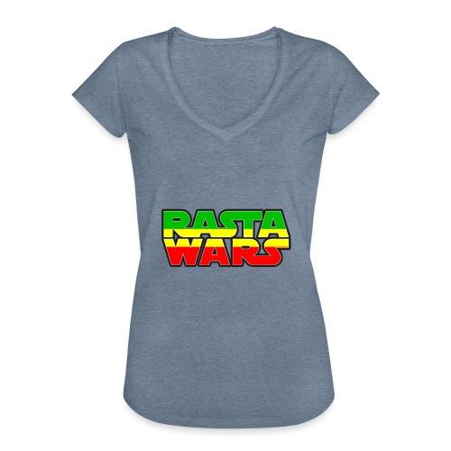 RASTA WARS KOUALIS - T-shirt vintage Femme