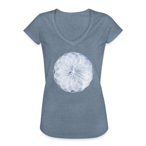 by Marianne Grønnow - Dame vintage T-shirt