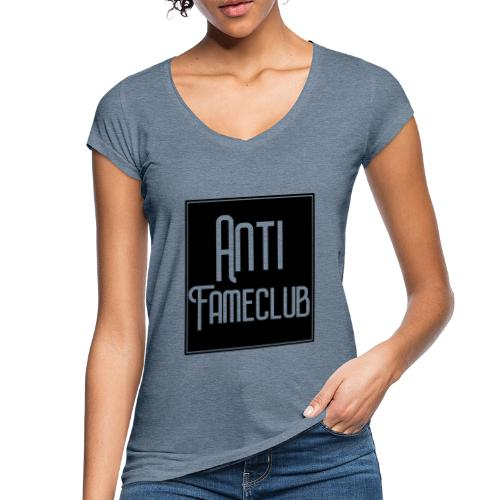 Anti FameClub - Frauen Vintage T-Shirt