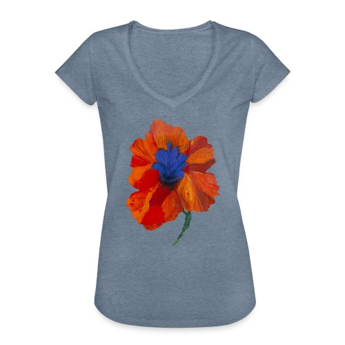 by Thierry Feuz - Dame vintage T-shirt