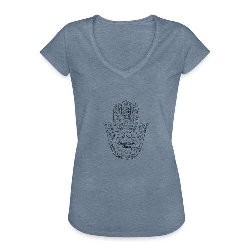 Celain&Galven-Mercure - Naisten vintage t-paita