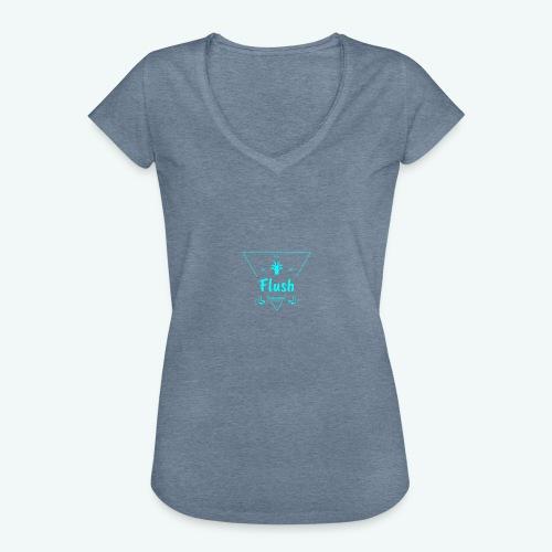 Flush - Vrouwen Vintage T-shirt