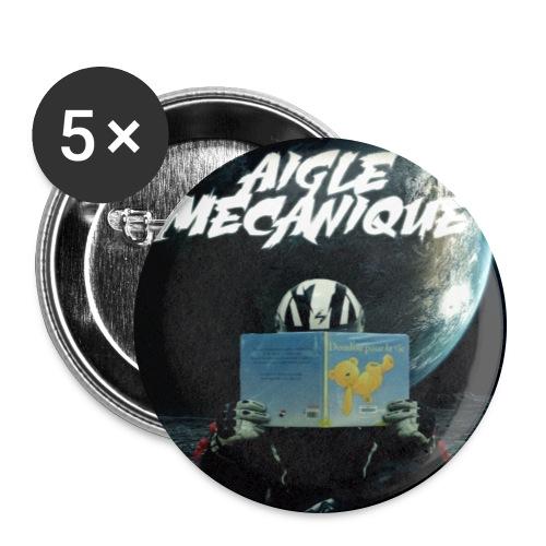 13839743_994249574023237_ - Lot de 5 grands badges (56 mm)