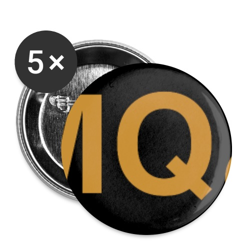 www MQ9 nl - Buttons large 2.2''/56 mm(5-pack)