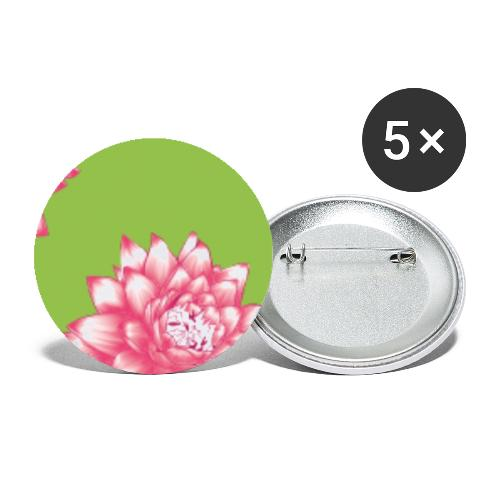 Lovedesh BD Shapla - Buttons large 2.2''/56 mm(5-pack)