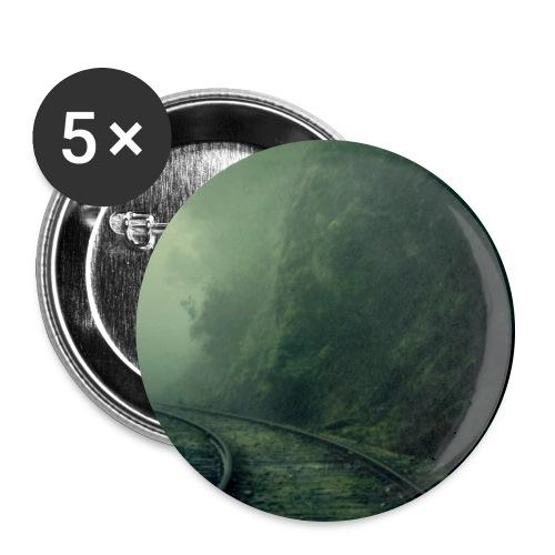 Tory - Przypinka duża 56 mm (pakiet 5 szt.)
