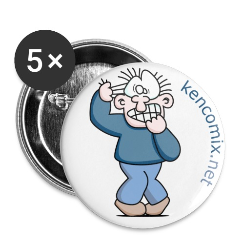 kencomix link - Rintamerkit isot 56 mm (5kpl pakkauksessa)