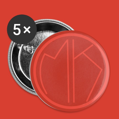 transparent png - Buttons large 2.2''/56 mm (5-pack)
