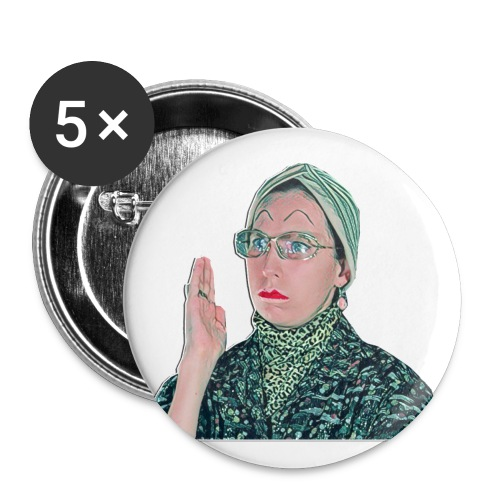 madam1 - Buttons large 2.2''/56 mm(5-pack)