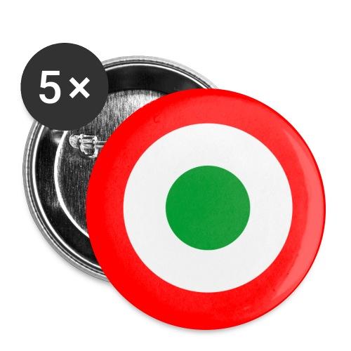 Ungarn Hungary Europe Mod Target DigitalDirekt - Buttons groß 56 mm (5er Pack)