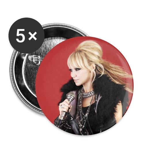 nanne gronvall knapp2 - Stora knappar 56 mm (5-pack)