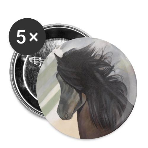 logon - Buttons groß 56 mm (5er Pack)
