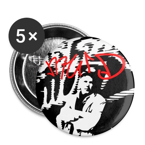 drexler vector big graffiti png - Buttons groß 56 mm (5er Pack)