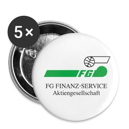 folie1 - Buttons groß 56 mm (5er Pack)