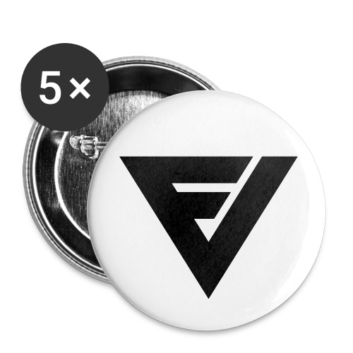 fribaveikot_symbol_black - Rintamerkit isot 56 mm (5kpl pakkauksessa)