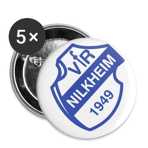 VFR Logo gif - Buttons groß 56 mm (5er Pack)
