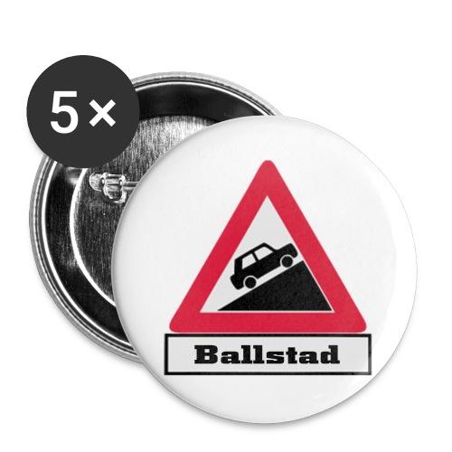brattv ballstad a png - Stor pin 56 mm (5-er pakke)