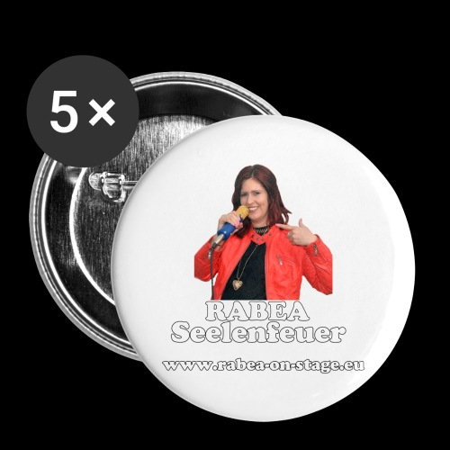komplet png - Buttons groß 56 mm (5er Pack)