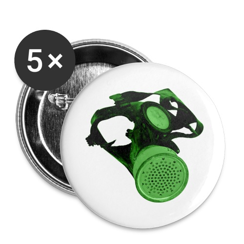gas shield - Buttons large 2.2''/56 mm(5-pack)