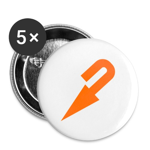 arrow png - Buttons large 2.2''/56 mm (5-pack)