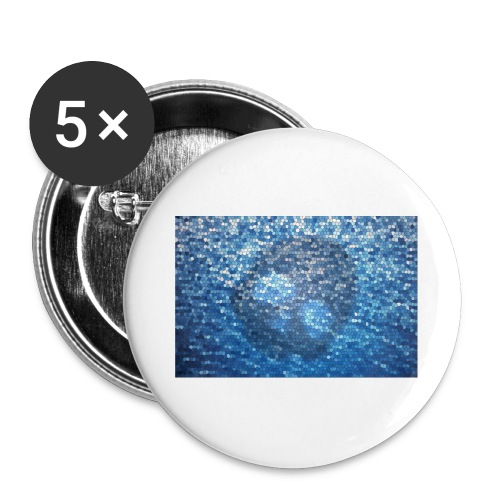 unthinkable tshrt - Buttons large 2.2''/56 mm(5-pack)