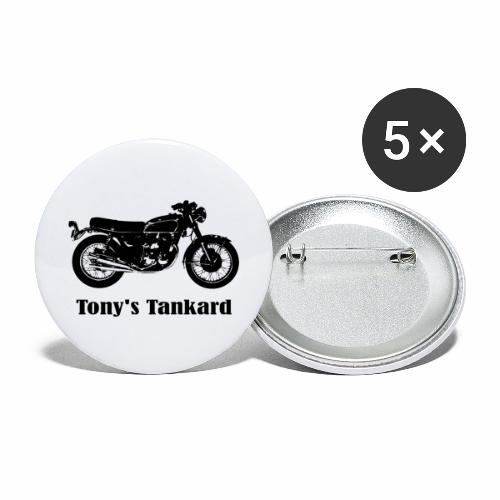 tonys tankard - Buttons large 2.2''/56 mm(5-pack)