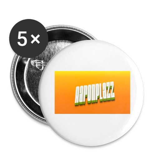Untitled - Buttons large 2.2''/56 mm(5-pack)