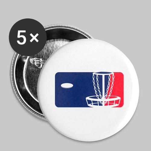 Major League Frisbeegolf - Rintamerkit isot 56 mm (5kpl pakkauksessa)