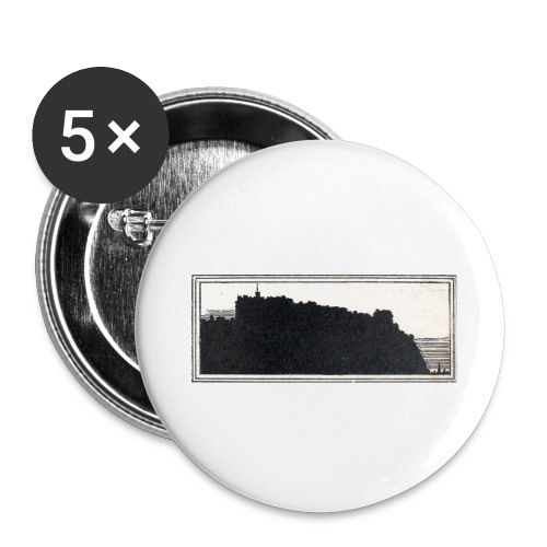 back page image - Buttons large 2.2''/56 mm(5-pack)