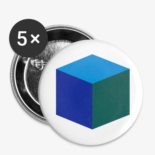 Cube - Stor pin 56 mm (5-er pakke)