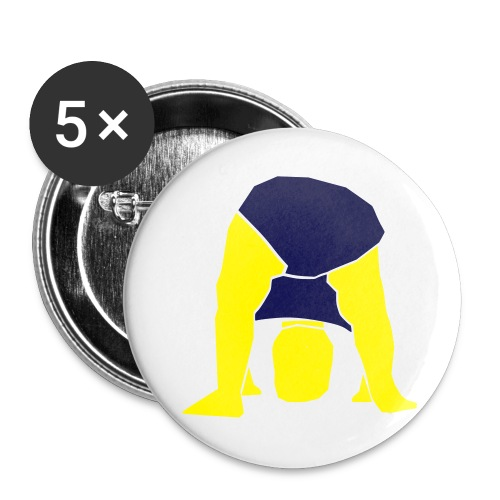baby cabeca - Buttons large 2.2''/56 mm(5-pack)