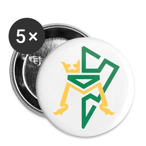 ENL Turku - Buttons large 2.2''/56 mm(5-pack)